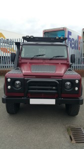 Defender 110 Land Rover Specialists