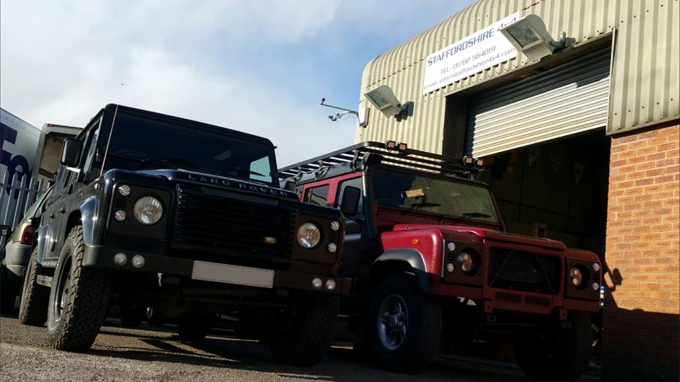 Defender 110 | Land Rover Specialists