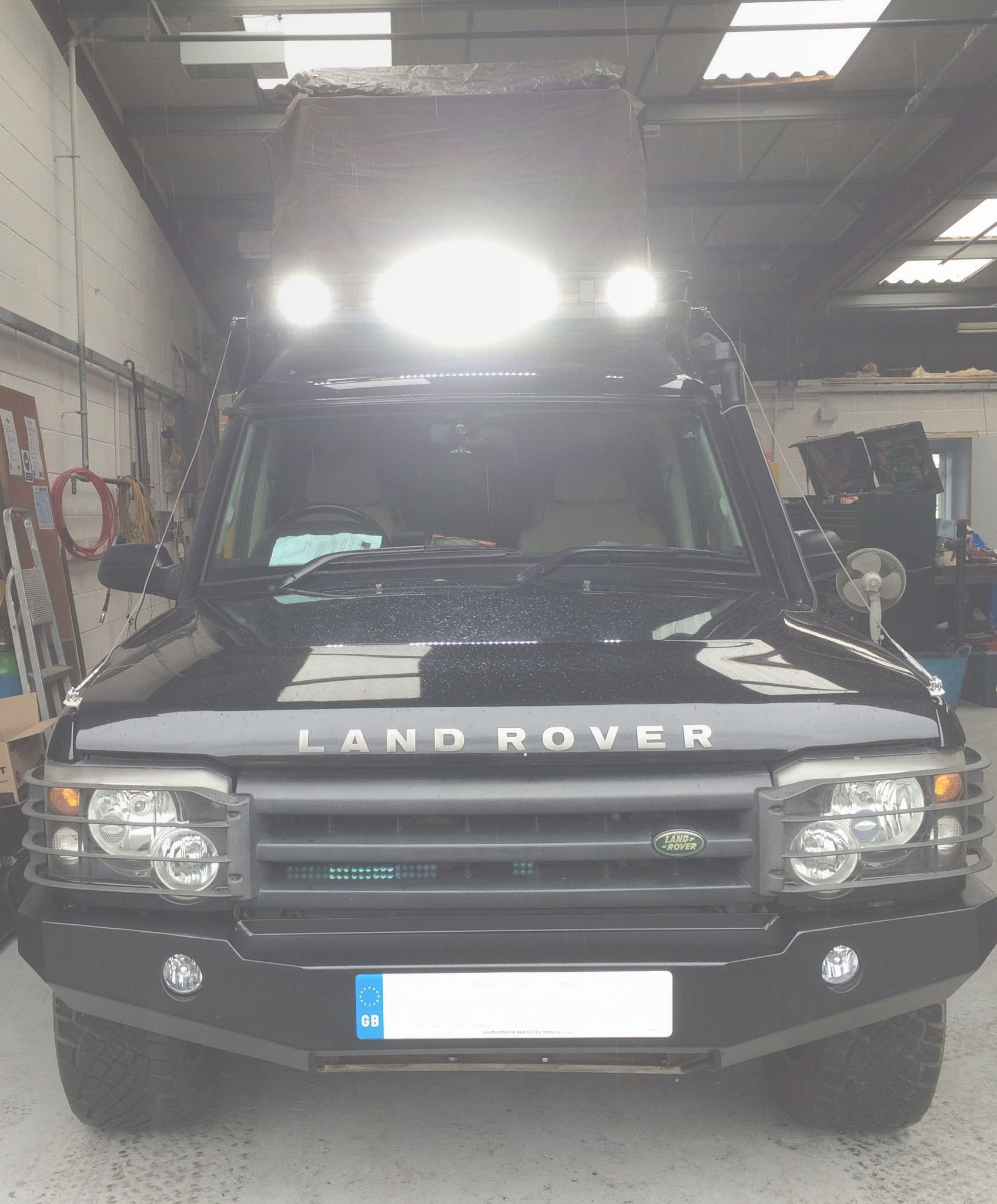 Discovery 2 Expedition edition